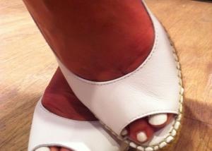 gellak-voeten